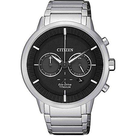 Relógio Citizen Eco Drive Super Titanium masculino CA4400-88E / TZ31221T