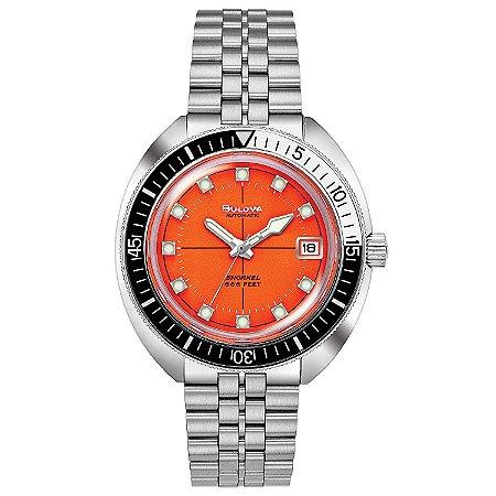 Relógio Bulova de Mergulho Oceangrapher automático 98C131 Devil Diver Limited Edition