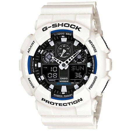 Relogio Casio G-SHOCK GA-100B-7ADR