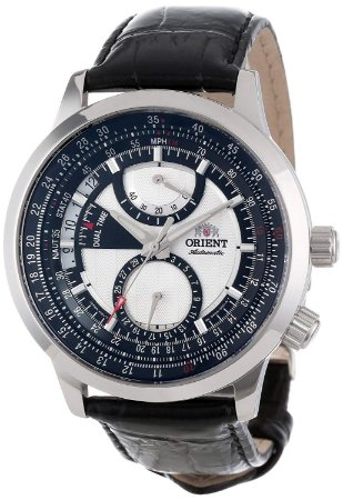 Relógio Orient automático Explorer power reserve CDH00001W masculino