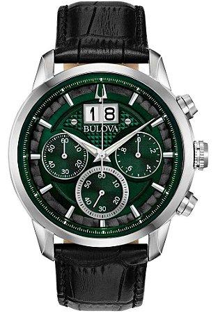 Relógio Bulova Sutton Quartz Masculino 96b310