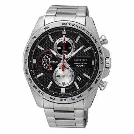 Relógio Seiko cronograph QUARTZ SSB255B1 masculino