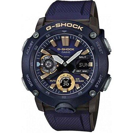 Relogio Casio G-SHOCK Carbon Core Guard GA-2000-2ADR
