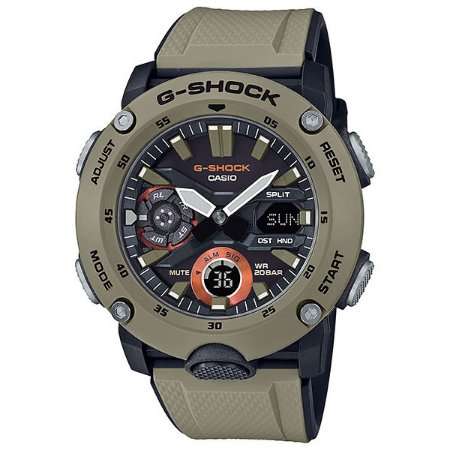 Relogio Casio G-SHOCK Carbon Core Guard GA-2000-5ADR