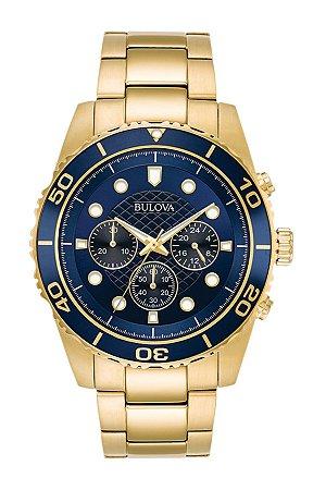 Relógio Bulova Classic Quartz Masculino 98a172