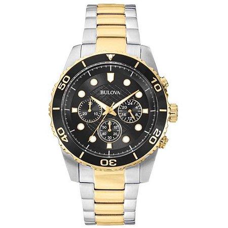 Relógio Bulova Classic Quartz Masculino 98a171