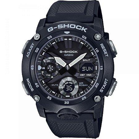 Relogio Casio G-SHOCK Carbon Core Guard GA-2000s-1ADR