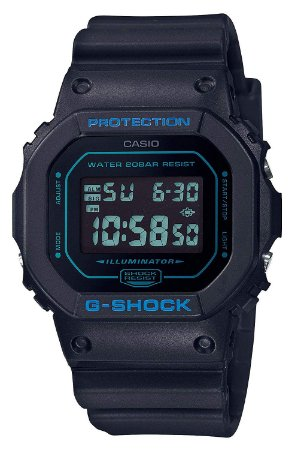 Relogio Casio G-SHOCK SPECIAL COLOR DW-5600BBM-1DR