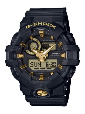 Relogio Casio G-SHOCK GA-710b-1A9DR