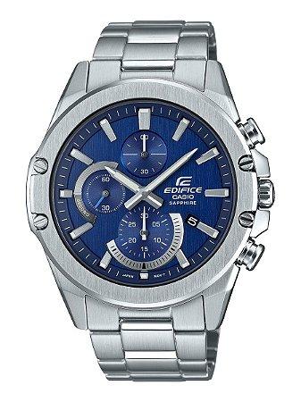 Relógio Casio Masculino Edifice Cronógrafo EFR-S567D-2AVUDF  *SAFIRA*