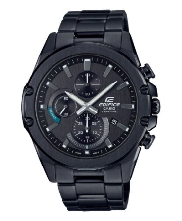 Relógio Casio Masculino Edifice Cronógrafo EFR-S567DC-1AVUDF  *SAFIRA*