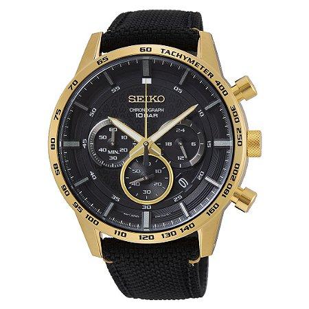 Relogio Seiko Edição Especial 50th Aniversary cronograph Quartz Ssb364b1 masculino