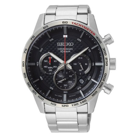 Relogio Seiko cronograph Quartz Ssb355b1 masculino