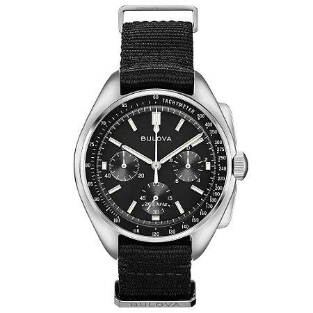 Relógio Bulova Moon Precisionist Quartz Masculino 96a225