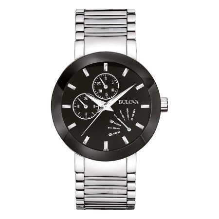 Relógio Bulova Modern Quartz 96c105 masculino