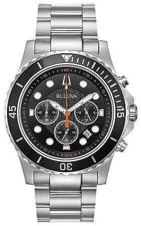 Relógio Bulova Dress Classic Masculino 98B326