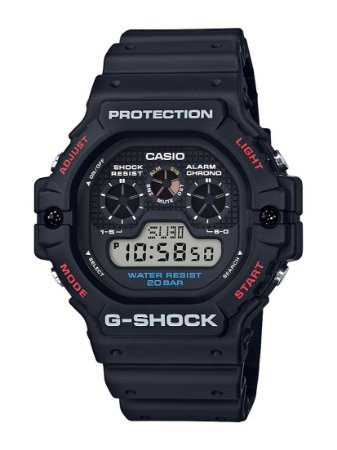 Relogio Casio G-SHOCK DW-5900-1DR *REVIVAL