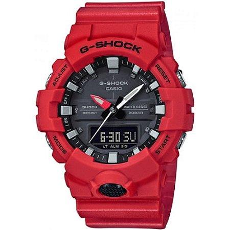 Relogio Casio G-SHOCK GA-800-4ADR