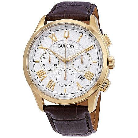Relógio Bulova Wilton Quartz Masculino 97b169