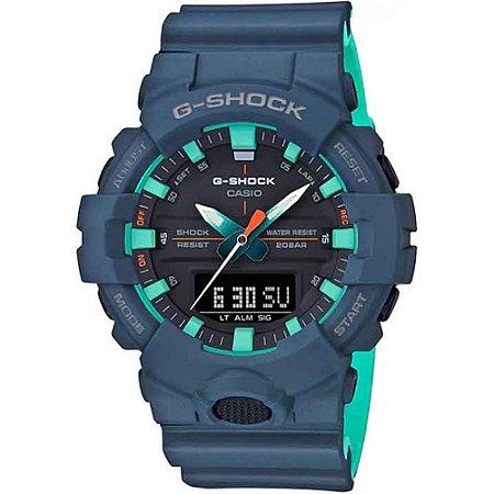 Relogio Casio G-SHOCK GA-800cc-2ADR