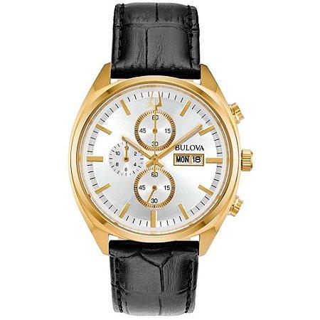 Relógio Bulova Classic Quartz Masculino 97c108