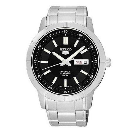Relógio Seiko 5 Automático masculino SNKN55B1