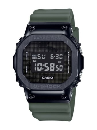 Relogio Casio G-SHOCK GM-5600B-3DR