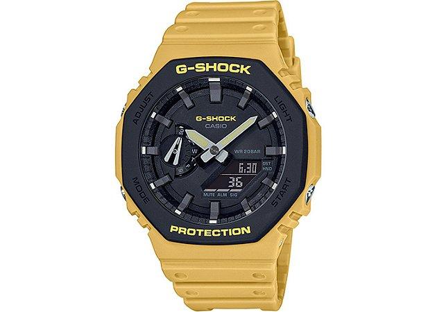 Relogio Casio G-shock Carbon Core Guard Ga-2110su-9adr OAK