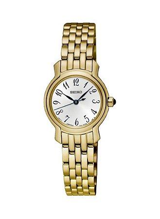 Relógio Seiko 5 Quartz Feminino  Sxgp64b1