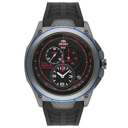 Relógio Orient Subaru BRZ GT300 Skt00003b0 EDITION LIMITED Made in Japan