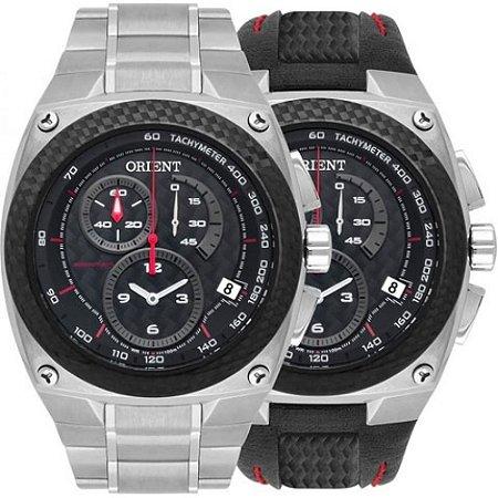 Relogio Orient Mtftc002 masculino Speedtech Titanium Edition Limited