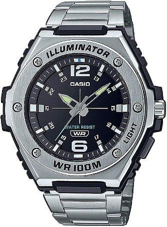 Relógio Casio Masculino Illuminator Mwa-100hd-1avdf