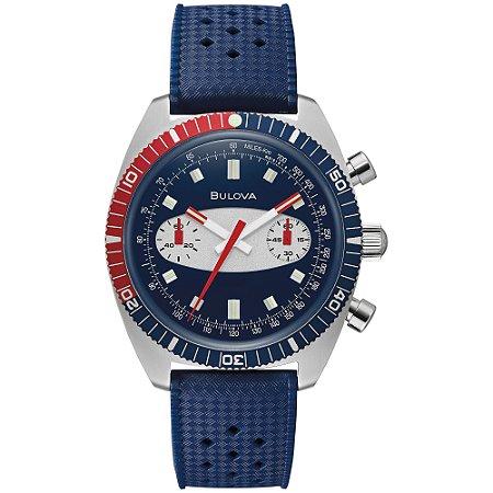 Relógio Bulova Surf Board Quartz 98a253 Deep Sea Cronograph