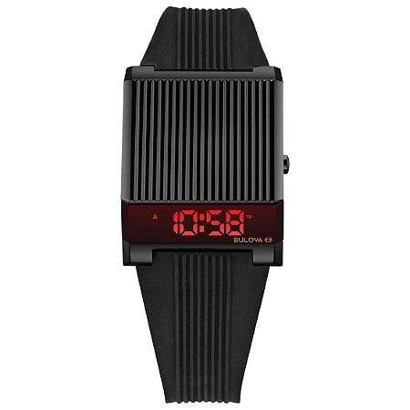 Relógio Bulova Computron Quartz 98c135
