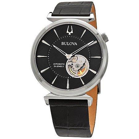Relógio Bulova Regatta automático 96a234 masculino