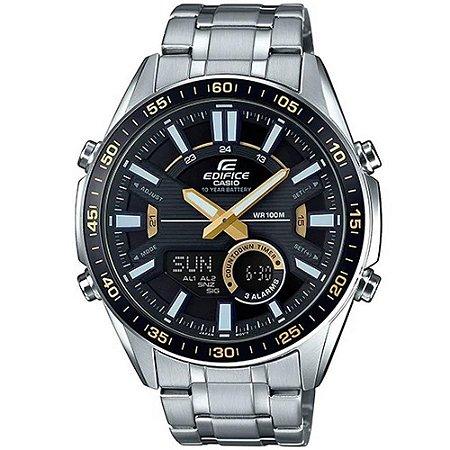 Relógio Casio Masculino Edifice Cronógrafo EFV-C100D-1BVDF