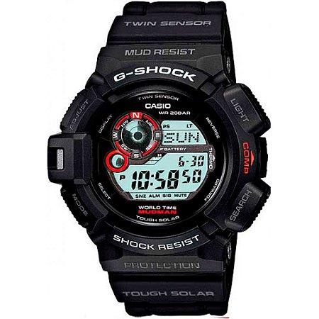Relogio Casio G-shock G-9300-1DR Mudman
