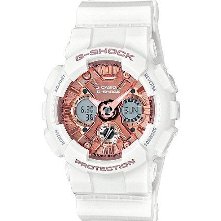 Relogio Casio G-SHOCK FEMININO GMA-S120MF-7A2DR