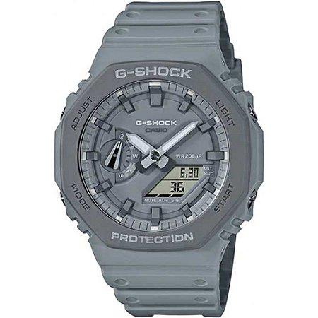 Relogio Casio G-shock Carbon Core Guard OAK Ga-2110ET-8ADR Earth Tone Color