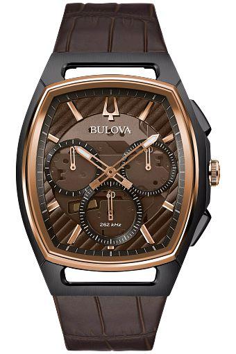 Relógio Bulova Curv Precisionist Masculino 98a264