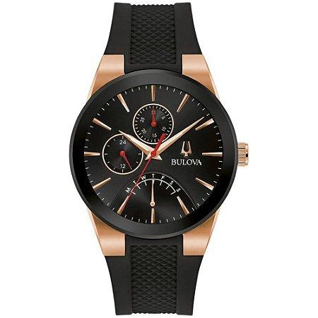 Relógio Bulova Futuro Millennia 97C111 masculino