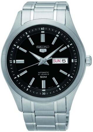 Relógio Seiko 5 Automático masculino SNKN89B1