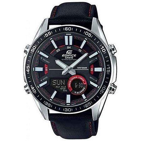 Relógio Casio Masculino Edifice Cronógrafo EFV-C100L-1AVDF