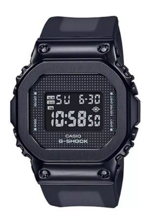 Relogio Casio G-SHOCK FEMININO GM-S5600SB-1DR