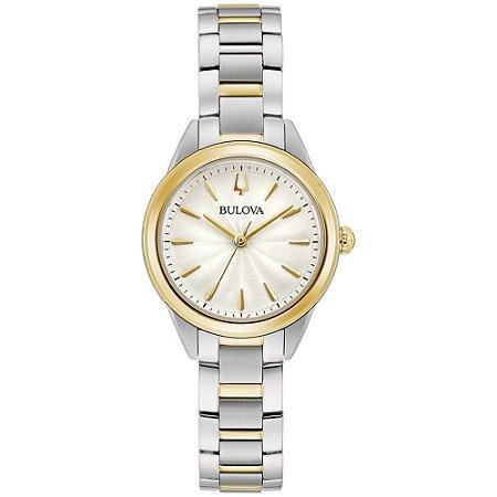 Relógio Bulova Classic Sutton 98L277 feminino