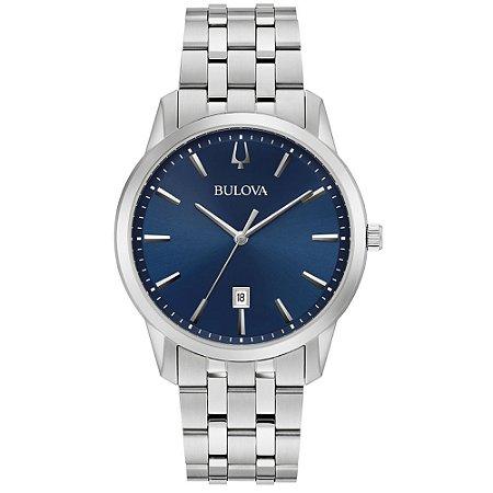 Relógio Bulova Classic Sutton 96b338 masculino