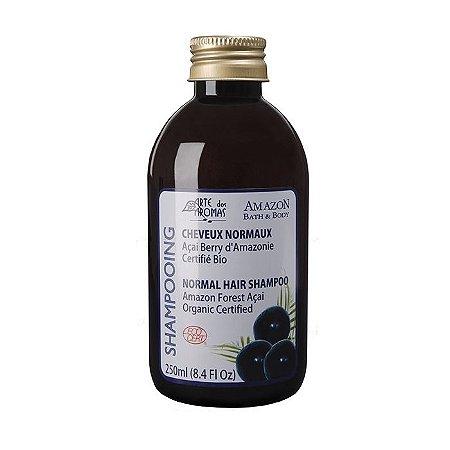 Shampoo Açai Certificado 250ml - Arte dos Aromas