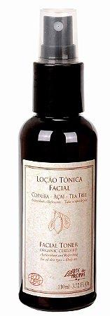 Loção Tônica Facial Toner de Copaíba 110ml - Arte dos Aromas