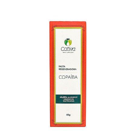 Pasta Regeneradora Copaiba 60g - Cativa