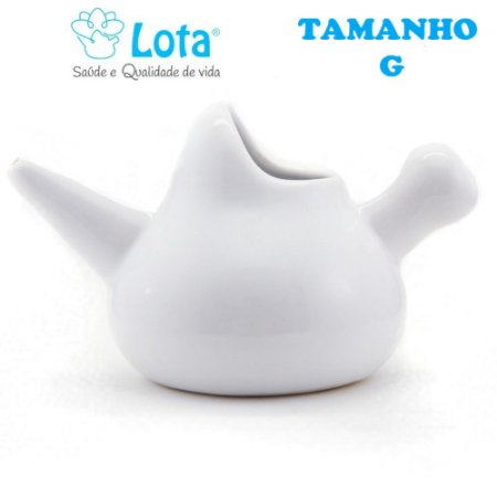 Higienizador Nasal G 350 ml - Lota